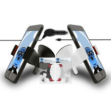 Claw Style Suction Car Holder And Car Charger For Samsung I9023 Google Nexus S