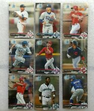 2017 BOWMAN CHROME PROSPECT BASE CARD- COMPLETE YOUR SET