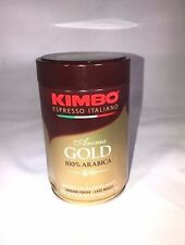 ITALIAN Coffee Espresso Italiano Aroma Gold 100% Arabica Ground 8.8oz / 250 Grs.