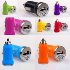 Car Auto Charger Usb Adapter Mini Portable Practical For Ipod Iphone Cell Phone