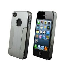 Ultra-thin Aluminum Chrome Hard Metal Case Cover Skin for Apple iPhone5 5s