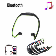 Wireless Bluetooth Headset Stereo Headphone Sports Earphone Handsfree for iPhone