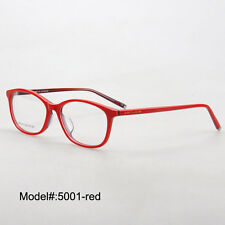 5001 full rim unisex acetate prescription spectacles RX optical frames eyewear