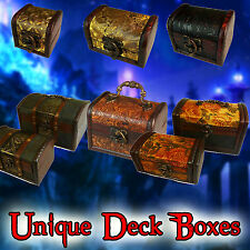 UNIQUE DECK & DICE BOX | Yu-Gi-Oh, Magic the Gathering MTG, Pokemon, Antique