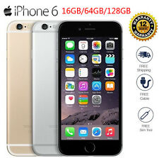Apple iPhone 6S Plus/6PLUS/6S/6/4s Factory Unlocked GSM (T-Mobile) Smartphone MA