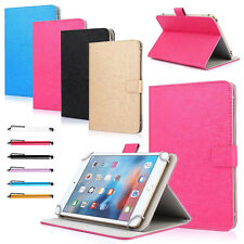 """For Most 7"""" inch Tablet PC Universal Vogue PU Leather Stand Protector Cover Case"""