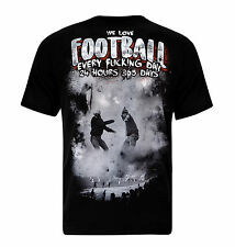T-Shirt Extreme Football Fans Hooligans Supporters Ultras Hardcore Hobby MMA