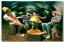 Poster Silk Foster The People Band Group Room Club Art Wall Cloth Print 212