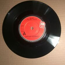 """Captain Sensible - Glad It's All Over / Damned On 45 7"""" 45 RPM Single Record"""