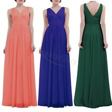 Women Long Boho Evening Formal Party Cocktail Dress Bridesmaid Prom Gown Dresses