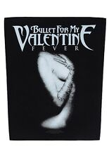 * BULLET FOR MY VALENTINE - FEVER LOGO - OFFICIAL SEW-ON BACKPATCH patch
