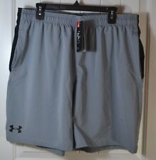 NWT MENS UNDER ARMOUR HEATGEAR LOOSE FIT ACTIVE ATHLETIC SHORTS SZ XLARGE