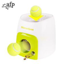 All For Paws Interactive Hyper Fetch Machine AFP Dog Cat Pet  Ball Play Toy Game