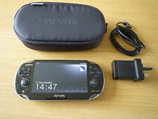 Sony Ps Vita Console 3g/Wifi With 4GB Memory Card PHC-1103