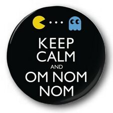 """Keep Calm And Carry On (Various Designs) 1"""" / 25mm Button Badge"""