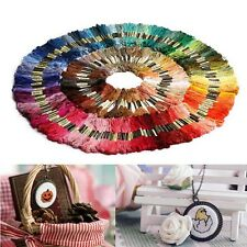 Mix Colors Cross Stitch Cotton Sewing Skeins Embroidery Thread Floss UK