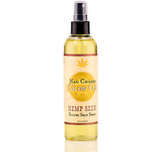 8 oz. Earthly Body Glow Oil Hemp Seed Sultry Skin Spray