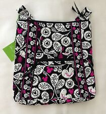 VERA BRADLEY Disney Mickey Meets Birdie Large Hipster Crossbody Bag