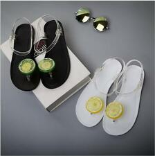 Women Summer Slippers Crystal jelly shoes Flat Sandals Beach Casual Footwear hot