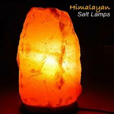 Organic Shaped Himalayan Salt Lamps -  5 Sizes
