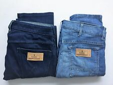 MENS WRANGLER SLIM FIT SUPER STRETCH JEANS ZIP FLY STRAIGHT LEG CUT LABEL 3