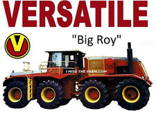 VERSATILE BIG ROY Tractor tee shirt