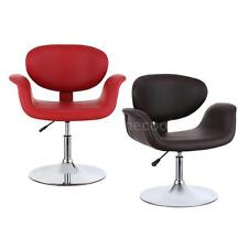 PU Leather Salon Barber Chair Styling Salon Haidresser Equipment Spa Stool N0E8