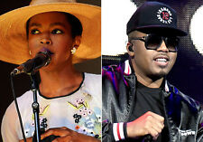 3 Tickets Lauryn Hill and Nas at Hollywood Bowl 10/5/2017