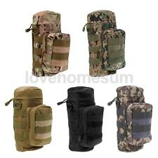 Outdoor Tactical Military Camping Molle Water Bottle Bag Kettle Pouch Holder