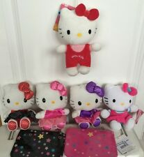 Harrods hello kitty -  purse - k-ring - phone pouch - BNWT
