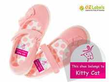 Personalsed Shoe Labels / Stickers - Oz Labels