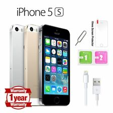 Apple iPhone 5S 16GB 32GB 64GB Factory Unlocked Smartphone - - Various Color UK