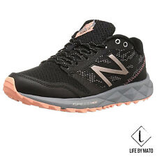 New Balance Womens 590v2 Trail|New Genuine|Running Shoes|Wide D|Black/Glow/Steel