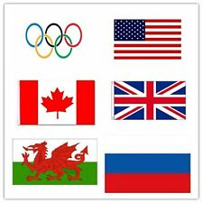 5ft X 3ft World Flags National Country Flag Rugby Football World Cup Decoration