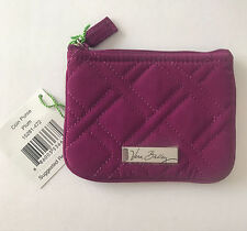 *** New With Tags *** Vera Bradley Coin Purse in Plum