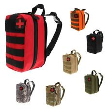 EMT EMS Medic Tactical Multi-Purpose Accessory MOLLE Pouch First Aid Bag