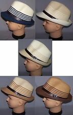 Fedora Trilby Hats Men Hats  Women Hats 5 Color Choice  (FedHat86*^)