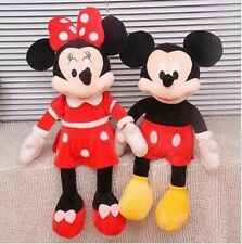 Mickey Mouse Couples Mickey Minnie Large Dolls Wedding Wholesale Plush Toys