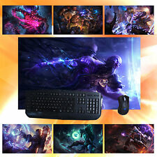 LOL Rogue Mage Ryze Keyboard Mouse Pad Card Game Play Mat For League of Legends