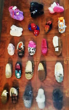 MEN~WOMEN~KIDS~WINTER SLEEPERS~MOCCASIN~SLIP ON~CAMOFLGE~PLAID~BOOT~SHOES~CANVA+