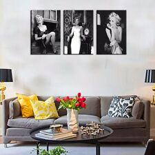 Marilyn Monroe-2 ,3 Pieces Modern Home Wall Decor Art Oil Painting Picture Print