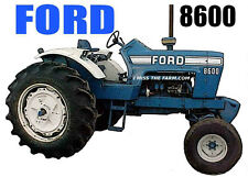 FORD 8600 Tractor tee shirt