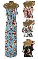 New Praslin Simply Be Maxi Dress Black Pink Plus Size 16-26 Floral Gemma Collins