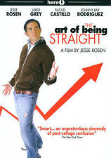 The Art of Being Straight DVD READ DETAIL SHIP NEXT DAY JESSE ROSEN GREY CASTILL