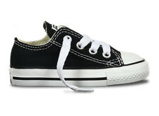 Converse Chuck Taylor Toddler All Star Low Shoes- Black