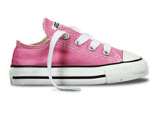 Converse Chuck Taylor Toddler All Star Low Shoes- Pink
