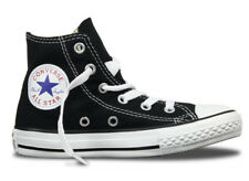 Converse Chuck Taylor Youth All Star High Top Shoes- Black