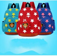 kindergarten Star Bag Primary School Student Shoulders School Bag Child Backpack