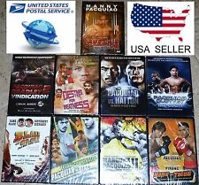 New Authentic DVD: MANNY PACQUIAO Genuine Factory Sealed Solar Sports ALL Coding
