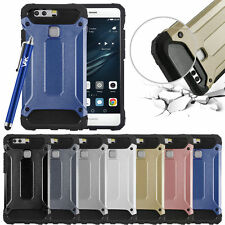 Hybrid Rugged Dual Layer Armor Hard Tough Protective Case Cover For Apple iPhone
